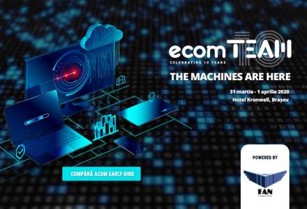 ecomTEAM 2020: The machines are here - si un prim top speaker international