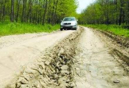 Platim rovinieta pentru drumurile nationale de pamant