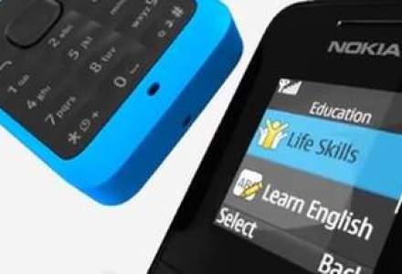 Strategia Nokia: lansarea celui mai ieftin telefon de pana acum prin care vrea sa castige cota de piata