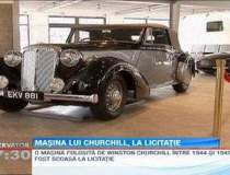 Un Daimler din 1939, condus...