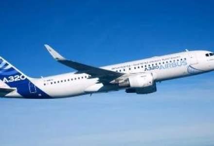 Wizz Air Ungaria va primi in flota prima aeronava Airbus A320 cu sistemul Sharklet