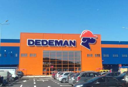 Dedeman deschide pe 18 decembrie la Zalau magazinul cu numarul 50 la nivel national