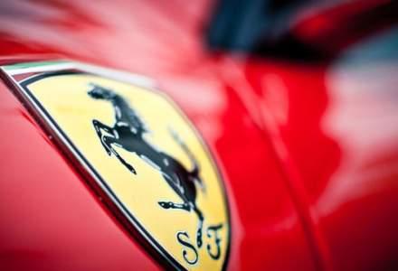 Primul Ferrari 100% electric va aparea dupa 2025