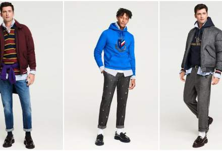 (P) Fashion for business: Cum se adreseaza Tommy Hilfiger prin noua colectie oamenilor de afaceri