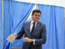 Costel Alexe, ministrul...