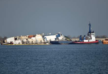 Ministrul Sanatatii, despre ovinele de pe vasul scufundat: Este un risc biologic pe care l-am semnalat de la inceput