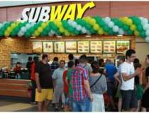Subway deschide un restaurant...