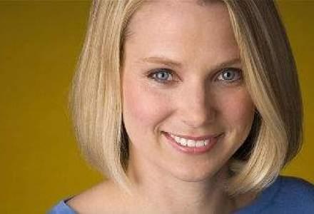 Sefa Yahoo a primit un pachet salarial de 36,6 mil. dolari pentru sase luni