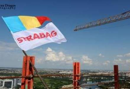 Afacerile constructorului austriac Strabag au crescut cu 81% in 2012