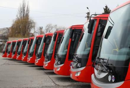 Turda a devenit primul oras din Romania cu transport in comun exclusiv electric. Care sunt dotarile celor 20 de autobuze