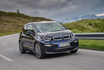 BMW va continua productia lui i3 pana in 2024: modelul electric va primi o noua baterie