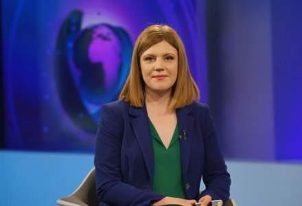 Plecare la Digi24. Jurnalista Alina Manolache, partenera de emisiune a lui CTP, paraseste postul