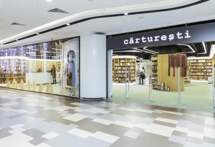 Carturesti a deschis o librarie in Bucuresti Mall Vitan