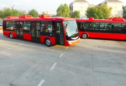 Turda a devenit primul oras din Romania cu transport in comun exclusiv electric