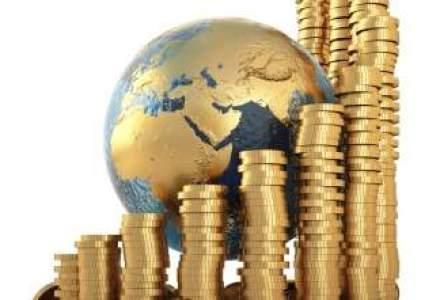 Rezervele valutare la BNR au crescut cu 203 milioane euro