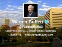 Warren Buffett si-a facut...