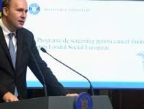 Ministrul Sanatatii:...