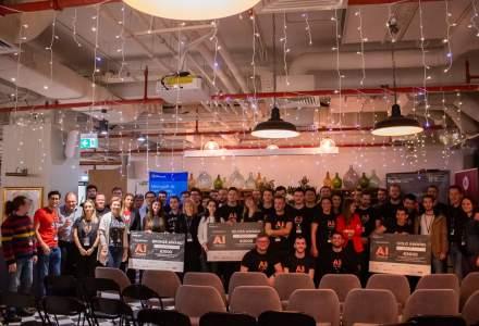 Hackathonul AI in Finance: cine a plecat acasa cu premiile puse in joc
