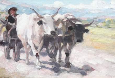 Romanii au cumparat tablouri de Grigorescu sau Toniza de aproape 2 mil. de euro