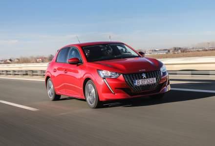 Review: 3-4 ore la volanul noului Peugeot 208. In ianuarie soseste si o versiune 100% electrica