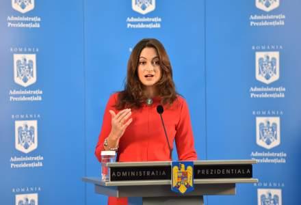 Madalina Dobrovolschi, purtatorul de cuvant al presedintelui Klaus Iohannis, a demisionat
