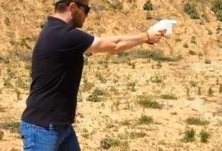 A devenit posibil: cum poti fabrica un pistol cu ajutorul unei imprimante 3D [VIDEO]