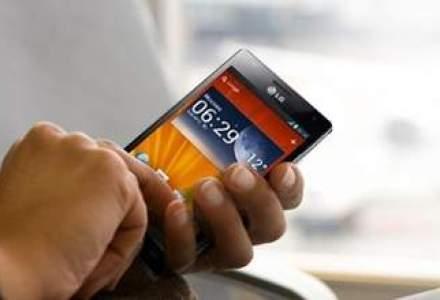 LG urca in premiera in topul celor mai mari producatori de smartphone-uri din lume