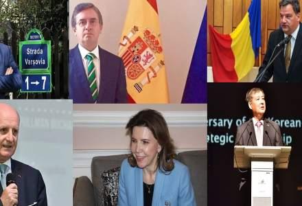 Cum vad ambasadorii straini Romania, la 30 de ani de la REVOLUTIE: Trebuie incurajati tinerii care vor sa faca ceva aici