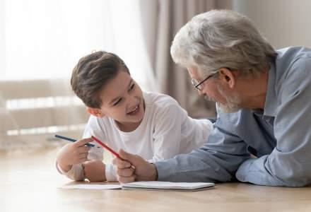 Proiect: Concediu de crestere a nepotului pentru bunici si zile libere pentru parinti daca se imbolnavesc copiii