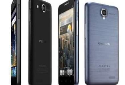 Cel mai subtire smartphone din lume a fost lansat oficial pe piata: cat costa modelul One Touch Idol Ultra de la Alcatel
