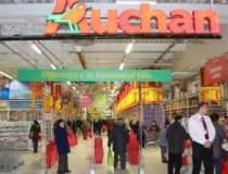 Afacerile Auchan au depasit...