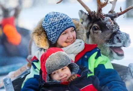 Finlanda: Tara lui Mos Craciun, intre afluenta de turisti si nemultumirea populatiei saami
