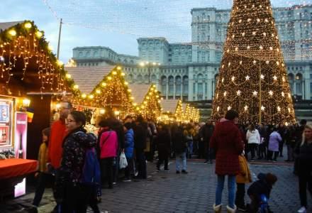 Harta interactiva cu costul luminitelor de Craciun in orasul tau: Bucurestiul a dat peste 53 de milioane de lei