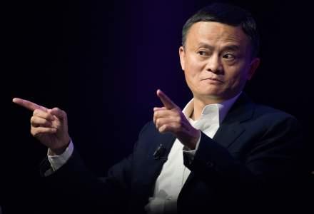 "Jack Ma revolutioneaza creditarea IMM-urilor: 290 de mld. de dolari oferiti ""in 3 minute"""