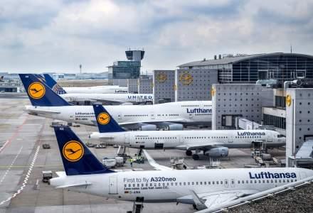 Germania: Apel la greva in urmatoarele zile la Lufthansa