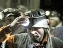 Minerii din schimbul II de la...