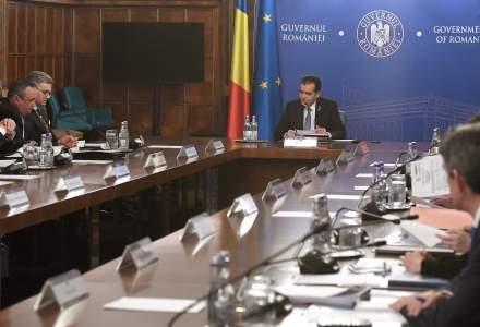 Memorandumul propus de Ministerul Justitiei privind desfiintarea Sectiei pentru Investigarea Infractiunilor din Justitie, adoptat in sedinta de Guvern