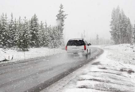 Infotrafic: Circulatie in conditii de iarna in mai multe judete; nu sunt semnalate sosele cu circulatia intrerupta