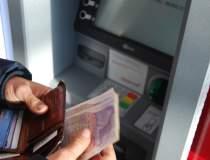 Un bancomat a fost aruncat in...