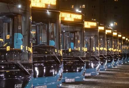 STB: Mai multe linii de autobuz care au avut putini calatori vor fi desfiintate de la 1 ianuarie 2020