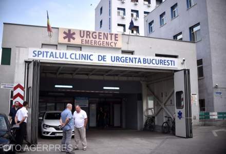 ANMCS a suspendat acreditarea Spitalului Clinic de Urgenta Bucuresti, dupa cazul femeii arse pe masa de operatie