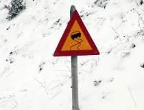 La munte, traficul pe DN1...