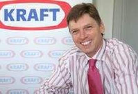 Un nou director general la Kraft Foods Romania