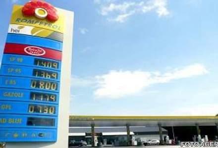Profitul Rompetrol Rafinare a scazut cu 19% in primul trimestru
