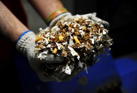 Politia Romana: 48 tone de tutun vrac si 55 milioane de tigarete de contrabanda, confiscate anul trecut