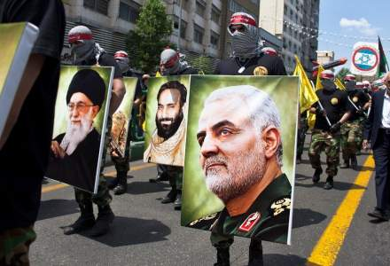 Iranul avertizeaza ca va ataca Israelul in cazul in care SUA va pune in aplicare amenintarile lui Trump