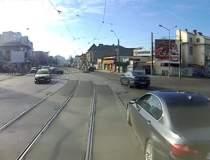 Tramvai vs BMW: dosar penal...