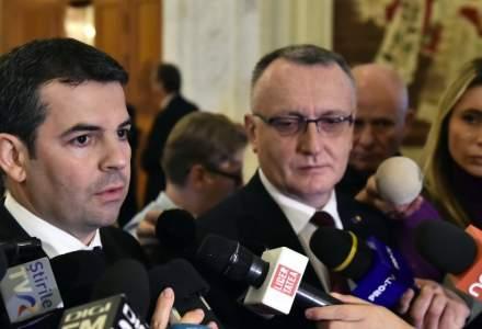 Fostii lideri ai Pro Romania, Daniel Constantin si Sorin Cimpeanu, au fost primiti in PNL