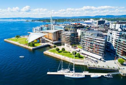 Oslo: Un singur mort in urma accidentelor rutiere in anul 2019