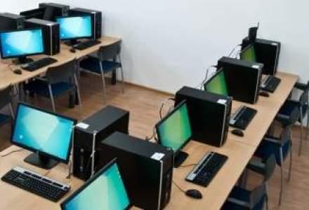 HP a deschis cu 75.000 de dolari un centru educational si de cercetare la Politehnica